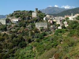 promontorio e roccia di Nonza