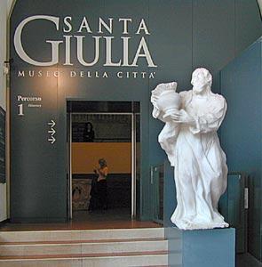 Museo Santa Giulia Brescia.Museo Del Monastero Di Santa Giulia In Brescia