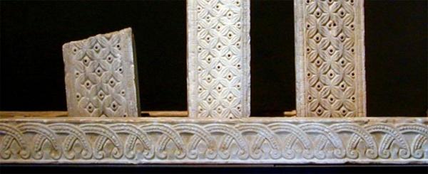 Fregi e decorazioni longobarde for Fregi decorativi